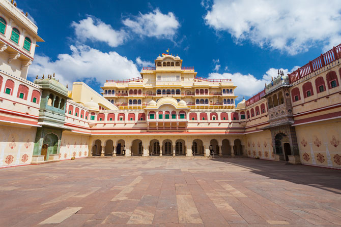 Jaipur The Pink City of India The City Palace