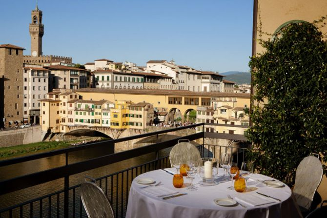 Luxury Weekend Stay in Florence Lungarno Suites 1