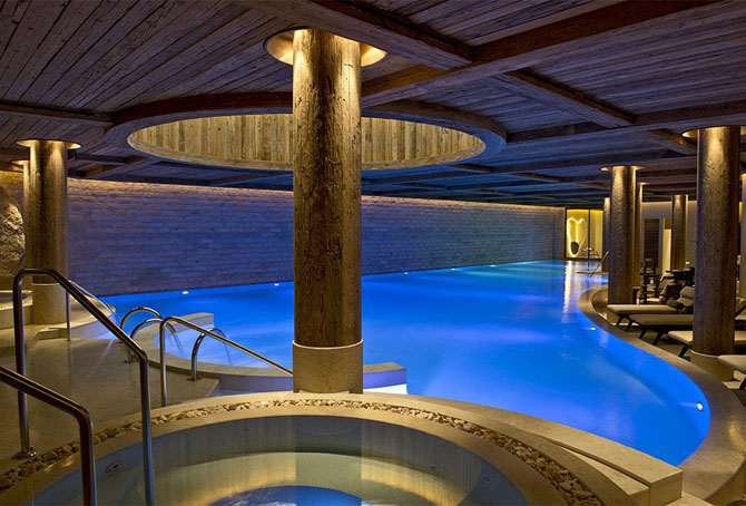 Six Senses Spa The Alpina Gstaad Hotel Switzerland 1
