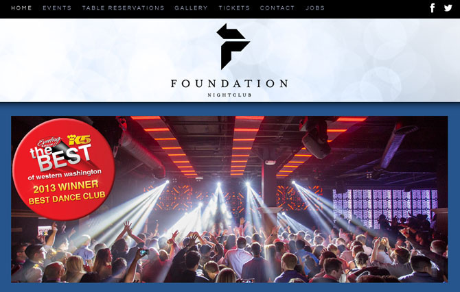 Ten Awesome American Nightclubs Foundation Seattle