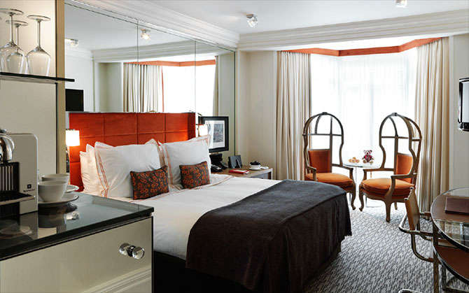The Anatheum Hotel in London