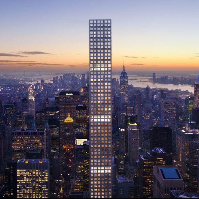 Top 10 Billionaire Skyscraper Homes 432 Park Avenue