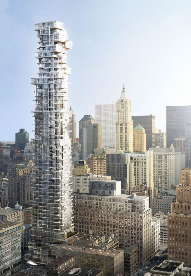 Top 10 Billionaire Skyscraper Homes 56 Leonard