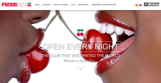 Top 10 European Nightlife Venues Pacha Ibiza Spain