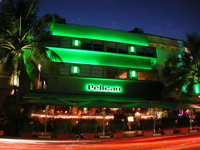Top 10 Luxury Hotels in Miami Pelican Hotel