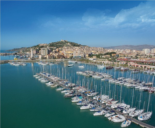 Top 10 Superyacht Marinas in Italy Marina di Cala del Sole Sicily