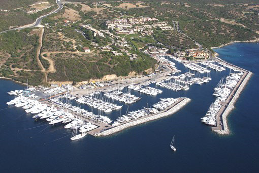 Top 10 Superyacht Marinas in Italy Marina di Portisco Sardinia