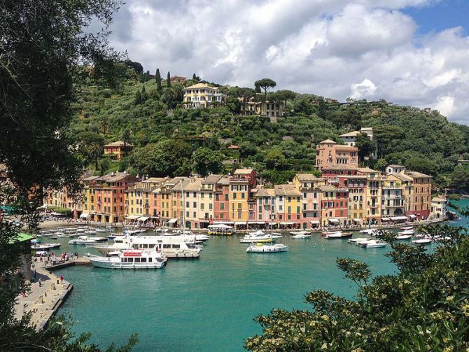 Top 10 Superyacht Marinas in Italy Portofino Liguria