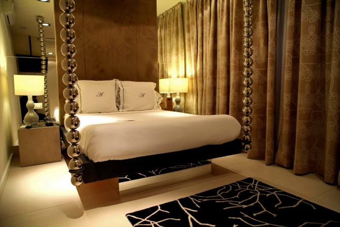 Top 5 Boutique Hotels in Madrid Hotel Abalú 2
