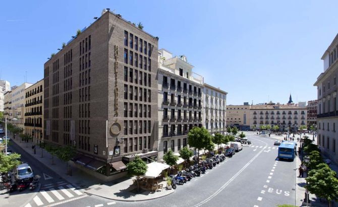 Top 5 Boutique Hotels in Madrid Hotel Opera 1
