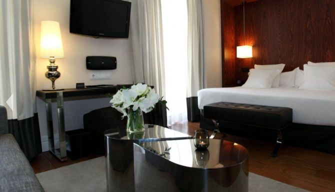 Top 5 Boutique Hotels in Madrid Hotel Unico 3