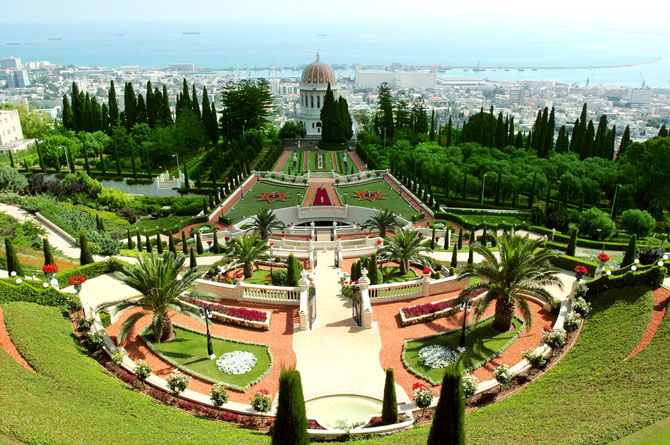 Top 5 City Escapes for Couples in September Haifa Israel