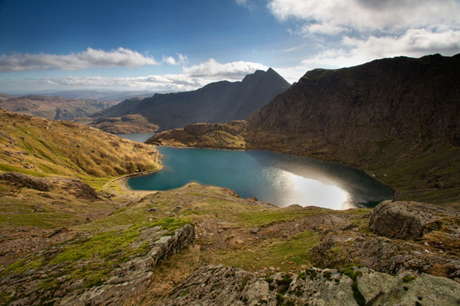 Top 5 Hiking Destinations in the UK Snowdon Horseshoe Snowdonia