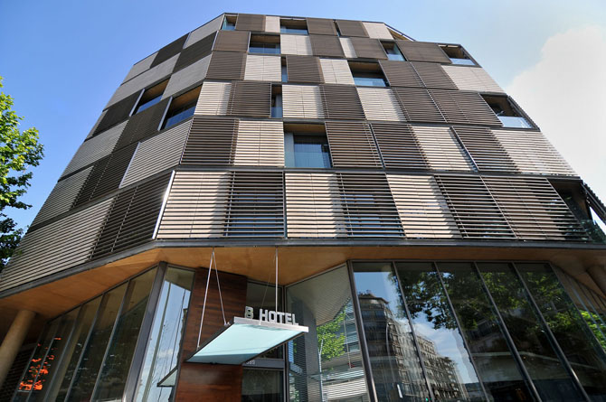Top 5 Luxury Hotels in Barcelona B Hotel 1