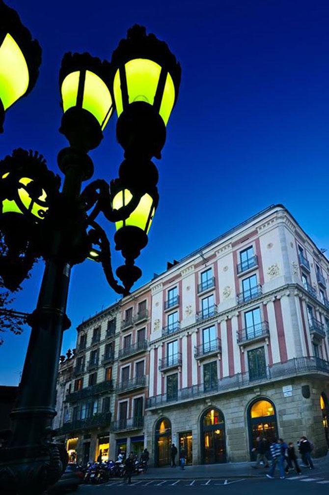 Top 5 Luxury Hotels in Barcelona Hotel Bagués 1