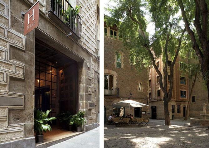 Top 5 Luxury Hotels in Barcelona Hotel Neri 1