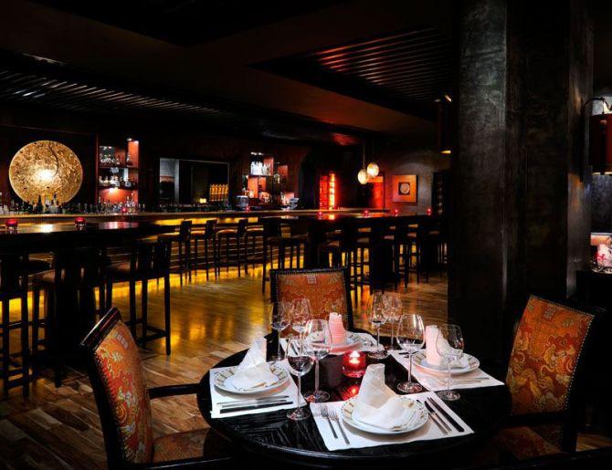 Top 5 Most Luxurious Restaurants in Dubai Buddha Bar