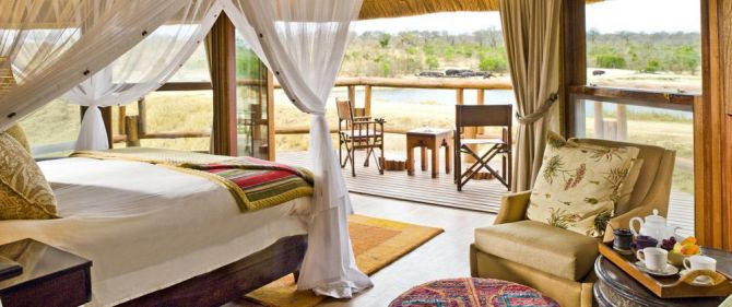 Top 5 Safari Stays in South Africa Ulusaba Private Game Reserve