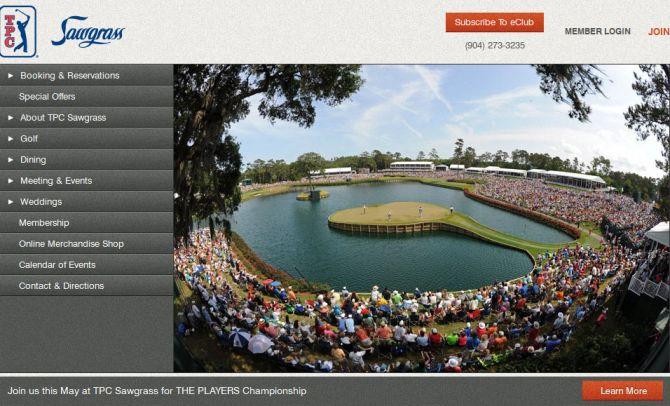 Top 6 Golf Courses in Florida TPC Sawgrass