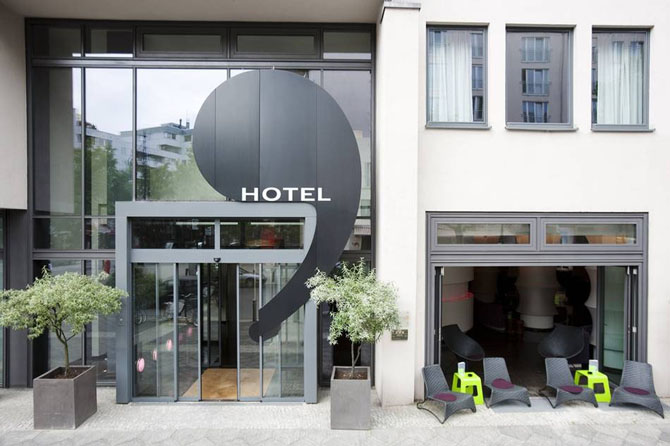 Where to Stay in Berlin This Summer Ku Damm 101 1