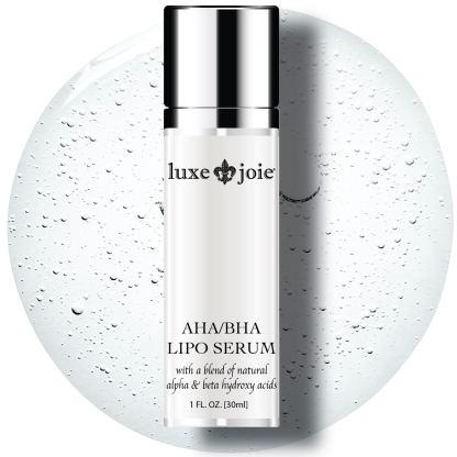 aha bha lipo serum on white with clear liquid drop behind-01