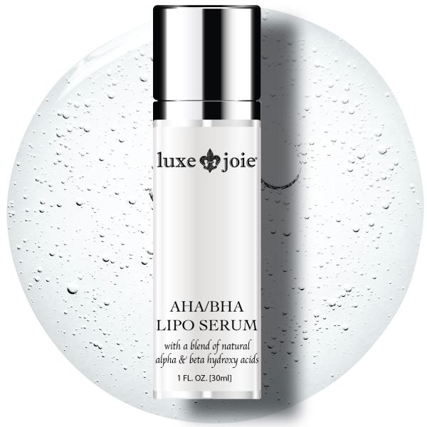 aha bha lipo serum on white with clear liquid drop behind-01