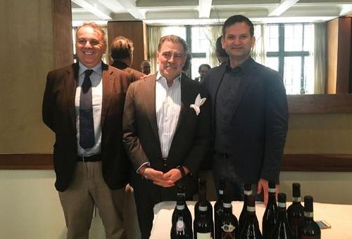 I Loved Gruppo Italiano And Consorzio Di Tutela Dei Vini Del Sannio's Wine Tasting!