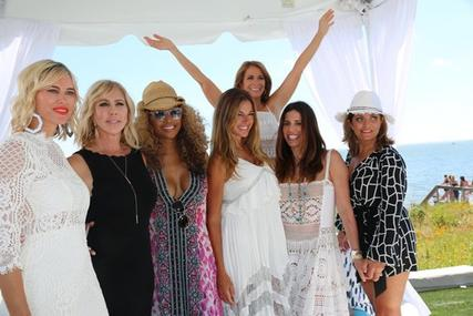 Jill Zarin's Lux Lunch: Best Hamptons Party Of Summer 2016