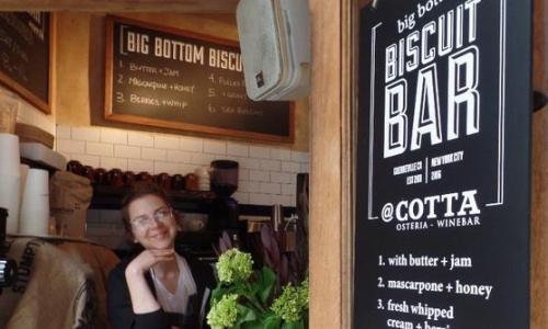 """Big Bottom Biscuit Bar: My New Favorite Hearty """"Bite To Go""""!"""