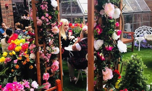 The Arlo Soho Rooftop Bar: Ushering In Summer With Secret Garden Greenhouses
