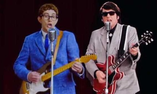Roy Orbison & Buddy Holly: The Rock 'N' Roll Dream Tour Is My Idea Of A Dream Classic Rock Concert!