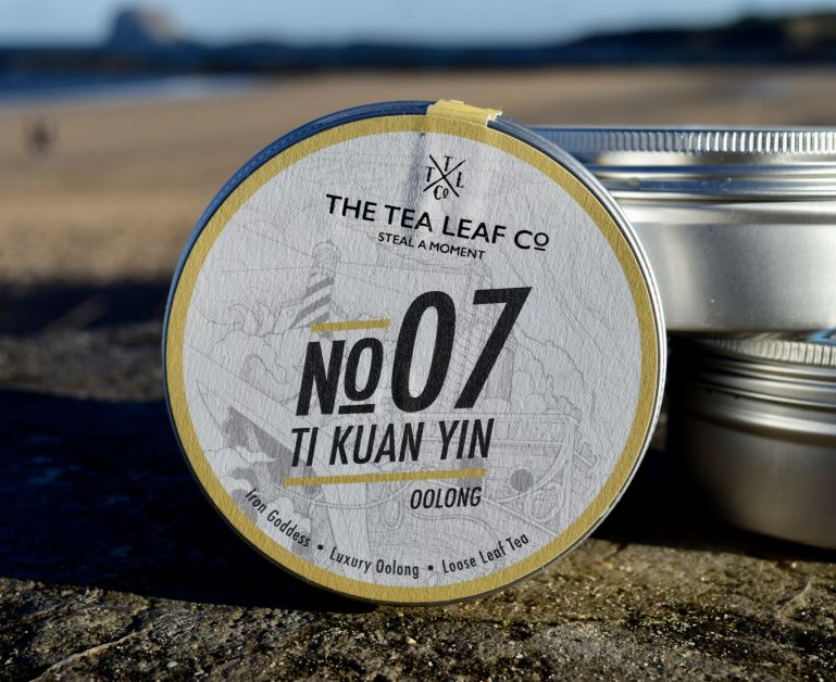 The Tea Leaf Co No 07 Ti Kuan Yin