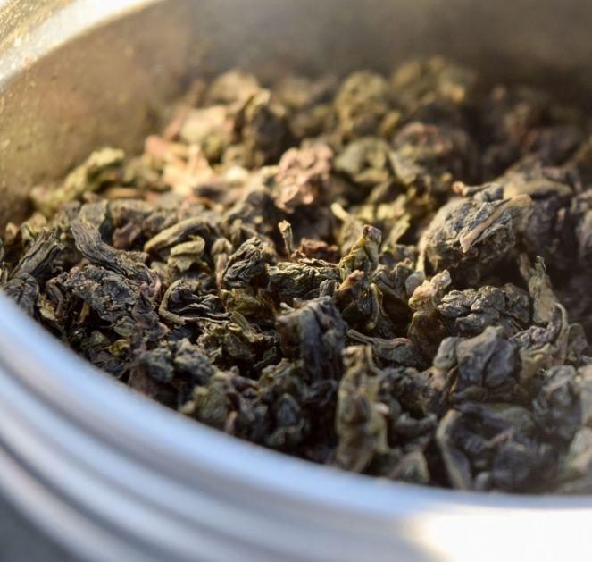The Tea Leaf Co No 07 Ti Kuan Yin