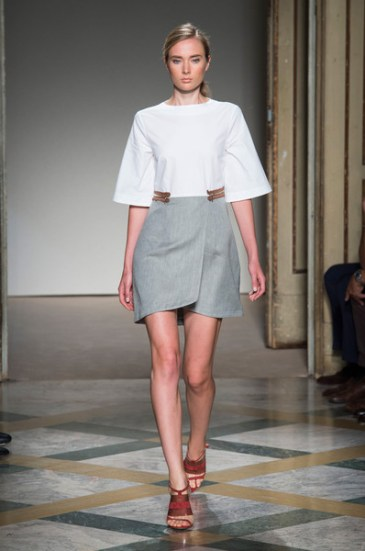 Chicca Lualdi - courtesy of StyleBistro.com