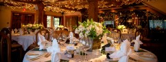 Weddings at Post Hotel & Spa - Courtesy of posthotel.com