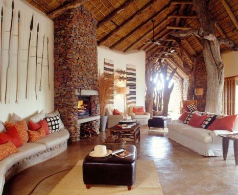 Makanyane Safari Lodge - Courtesy of Makanyane Lodge