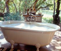 Makanyane Safari Lodge - Suites Bathroom - Courtesy of Makanyane Lodge
