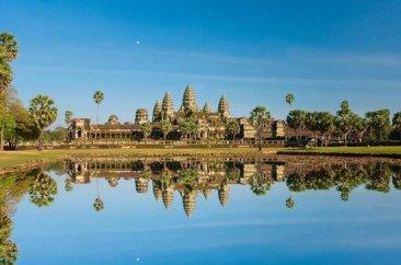 Angkor Wat - Courtesy of tripadvisor.com