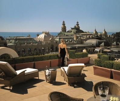Carre D'Or Suite Terrace - Courtesy of Hotel Metropole