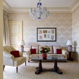 Prestige Suite - Courtesy of Hotel Metropole