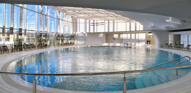 Thermes Marins Monte-Carlo Pool - Courtesy of Hôtel de Paris