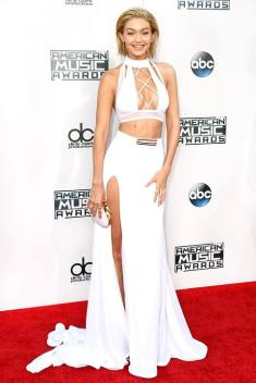 Gigi Hadid in Bao Tranchi - Jason Merritt - Getty Images