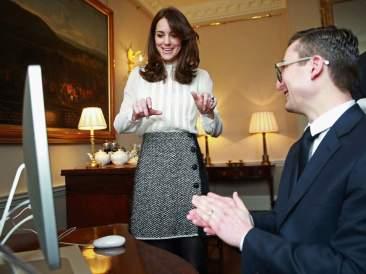 Kate Middleton - Photo Chris Jackson - WPA-Getty