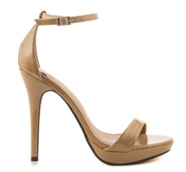 Emily Ratajkowski - Nude sandals for a steal - The Luxe Lookbook
