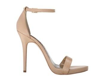 Emily Ratajkowski - Nude sandals for less - The Luxe Lookbook