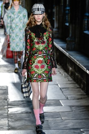 Gucci - Photo credit Yannis Vlamos - Indigital Images - The Luxe Lookbook12