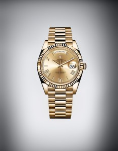 Rolex yellow
