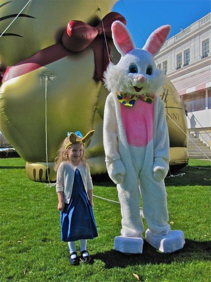 Newport Egg Hunt