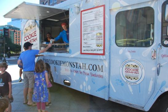 The Cookie Monstah Truck