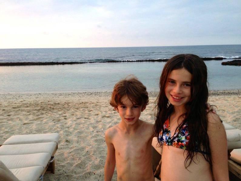 Lovely, mellow family beach